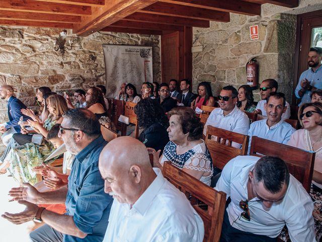 La boda de Ana y Álvaro en Boboras, Orense 44