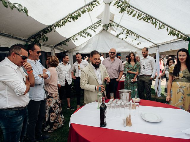 La boda de Ana y Álvaro en Boboras, Orense 45