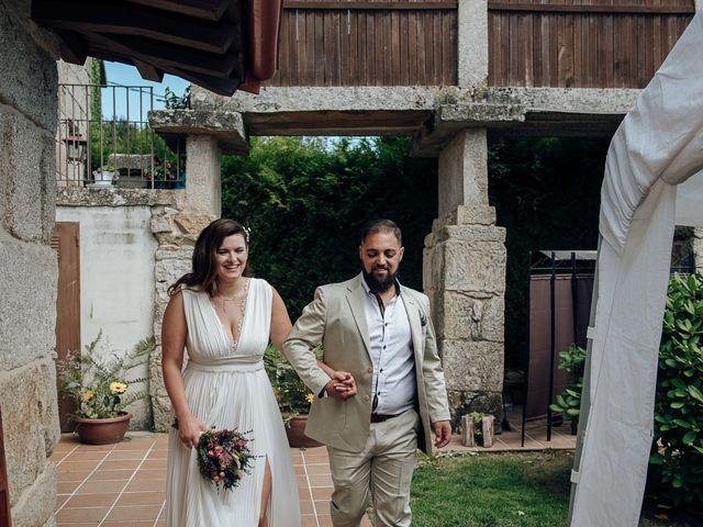 La boda de Ana y Álvaro en Boboras, Orense 46
