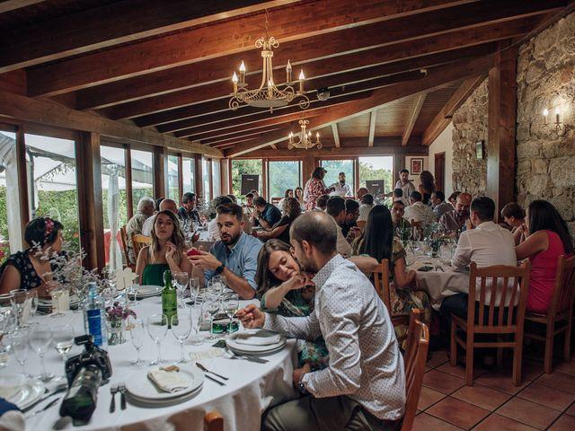 La boda de Ana y Álvaro en Boboras, Orense 47