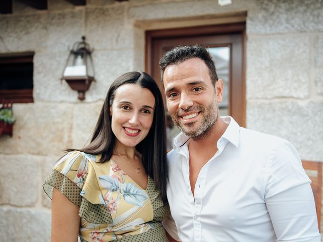 La boda de Ana y Álvaro en Boboras, Orense 50