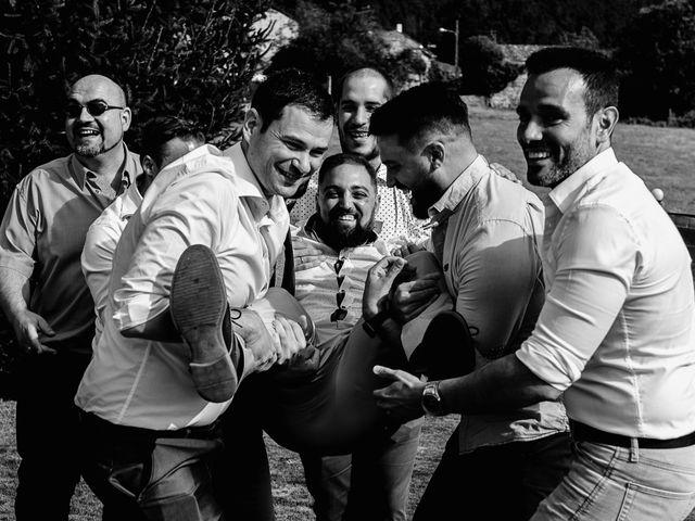 La boda de Ana y Álvaro en Boboras, Orense 54
