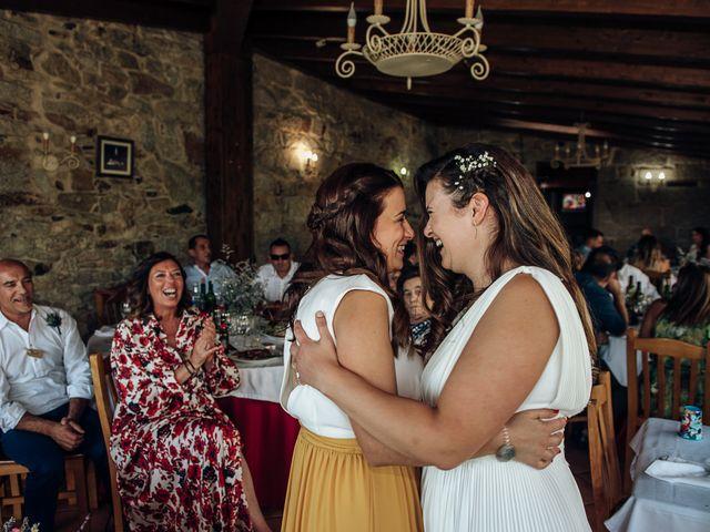 La boda de Ana y Álvaro en Boboras, Orense 58