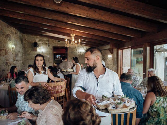 La boda de Ana y Álvaro en Boboras, Orense 60