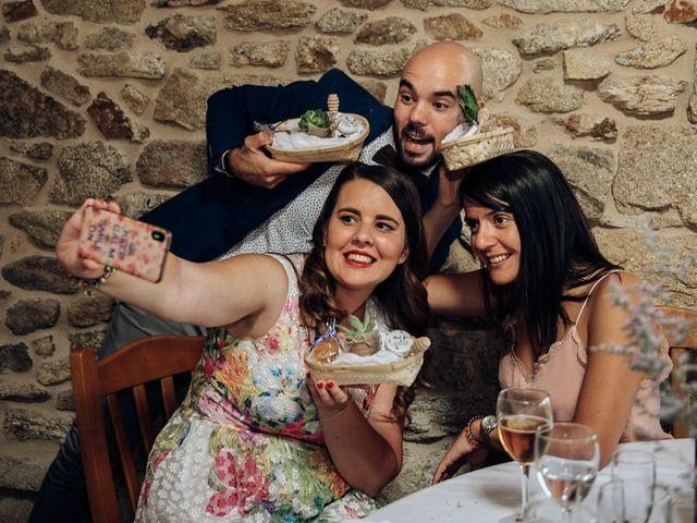 La boda de Ana y Álvaro en Boboras, Orense 61