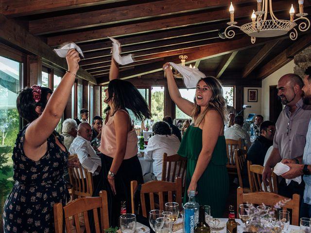 La boda de Ana y Álvaro en Boboras, Orense 62