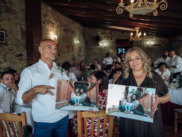 La boda de Ana y Álvaro en Boboras, Orense 65