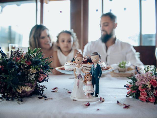 La boda de Ana y Álvaro en Boboras, Orense 66