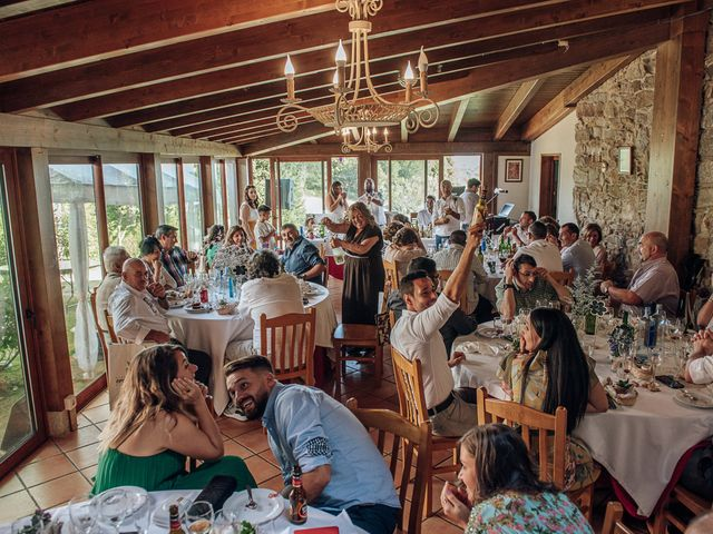 La boda de Ana y Álvaro en Boboras, Orense 69