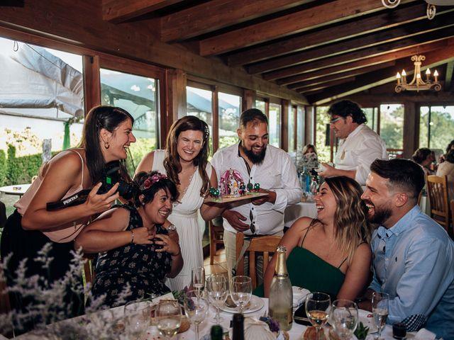 La boda de Ana y Álvaro en Boboras, Orense 71