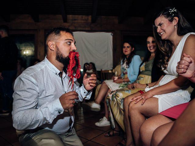 La boda de Ana y Álvaro en Boboras, Orense 81