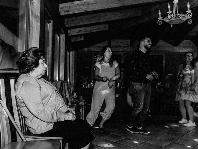 La boda de Ana y Álvaro en Boboras, Orense 83