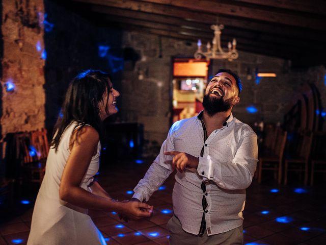 La boda de Ana y Álvaro en Boboras, Orense 86