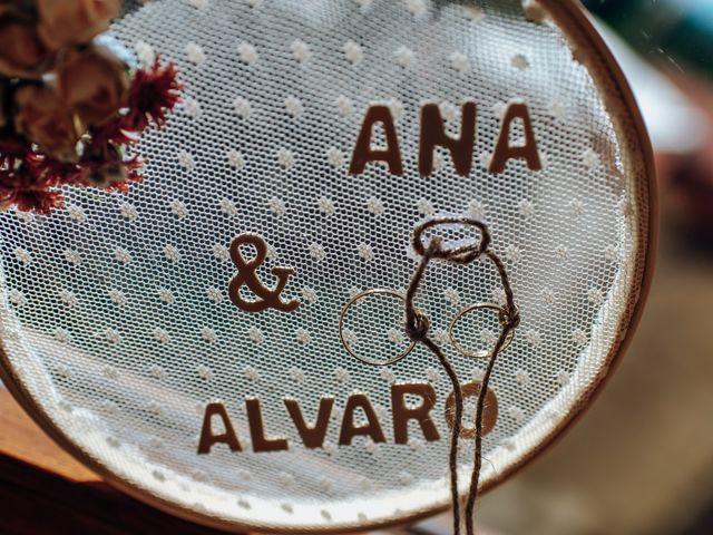 La boda de Ana y Álvaro en Boboras, Orense 89