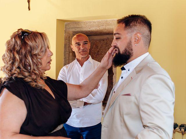 La boda de Ana y Álvaro en Boboras, Orense 90