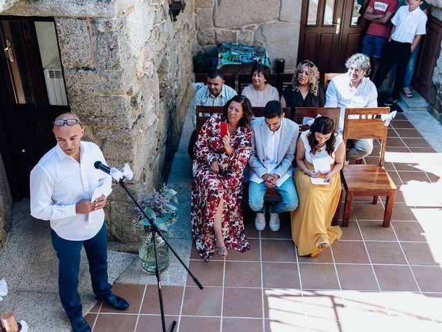 La boda de Ana y Álvaro en Boboras, Orense 91