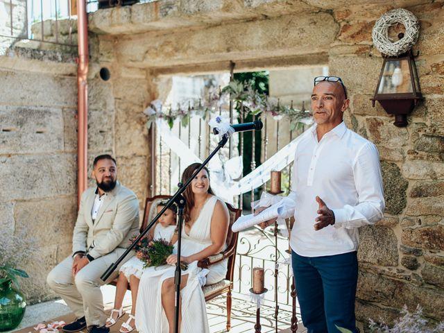 La boda de Ana y Álvaro en Boboras, Orense 92
