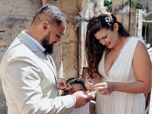 La boda de Ana y Álvaro en Boboras, Orense 93
