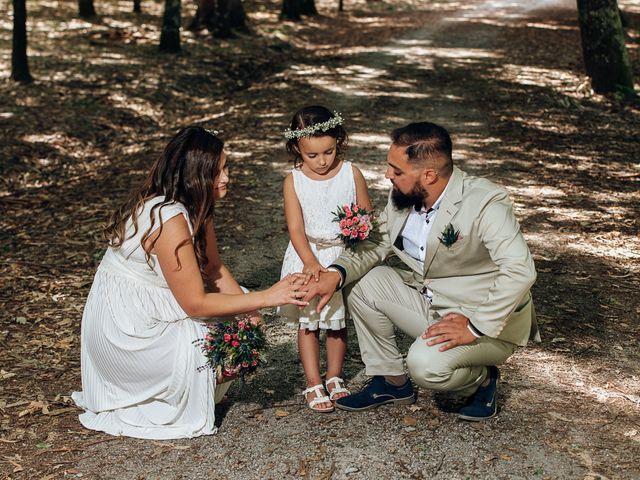 La boda de Ana y Álvaro en Boboras, Orense 95