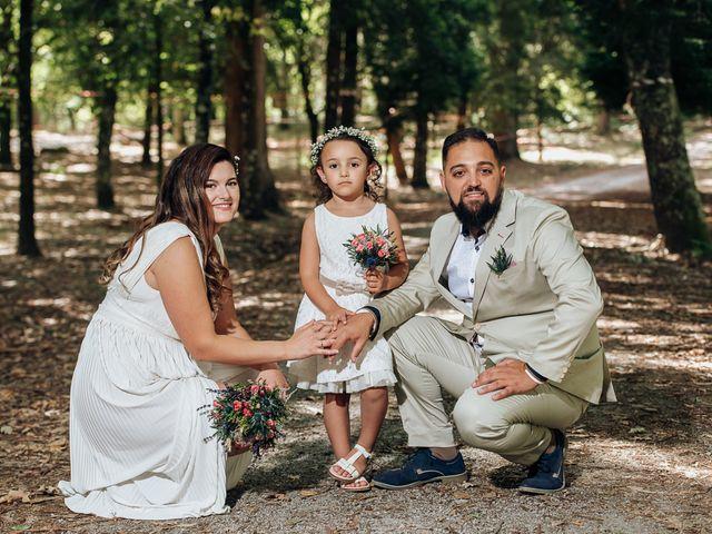 La boda de Ana y Álvaro en Boboras, Orense 97