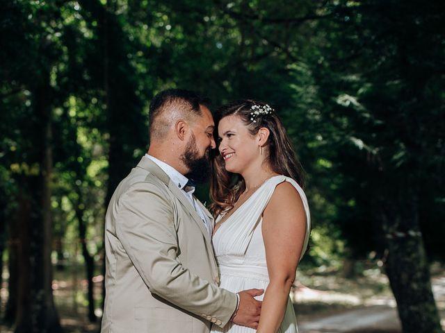 La boda de Ana y Álvaro en Boboras, Orense 98