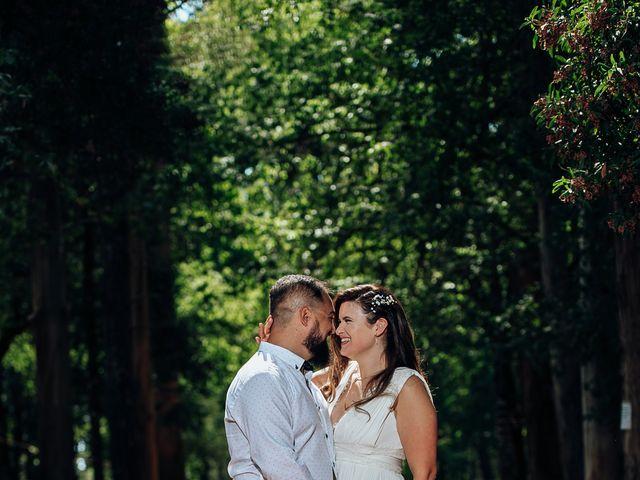 La boda de Ana y Álvaro en Boboras, Orense 100