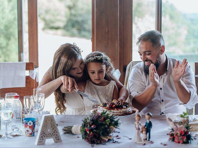 La boda de Ana y Álvaro en Boboras, Orense 104