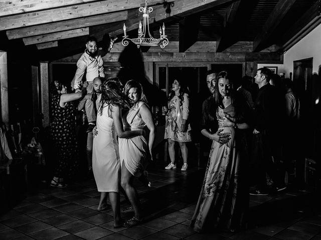 La boda de Ana y Álvaro en Boboras, Orense 107