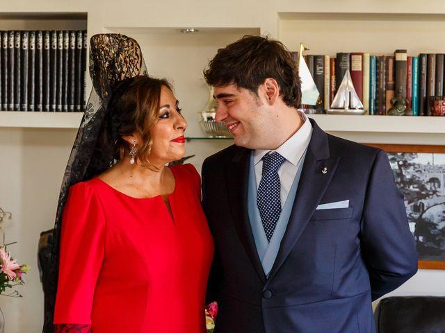 La boda de Curro y Cristina en Granada, Granada 14
