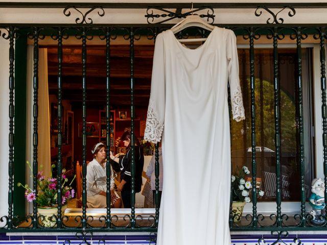 La boda de Curro y Cristina en Granada, Granada 19
