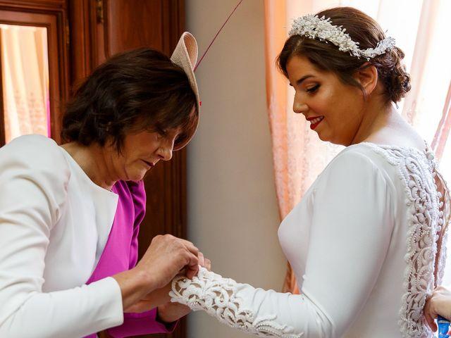 La boda de Curro y Cristina en Granada, Granada 26