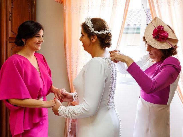 La boda de Curro y Cristina en Granada, Granada 27