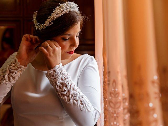 La boda de Curro y Cristina en Granada, Granada 29