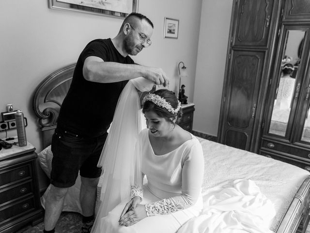 La boda de Curro y Cristina en Granada, Granada 30