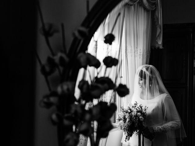 La boda de Curro y Cristina en Granada, Granada 34