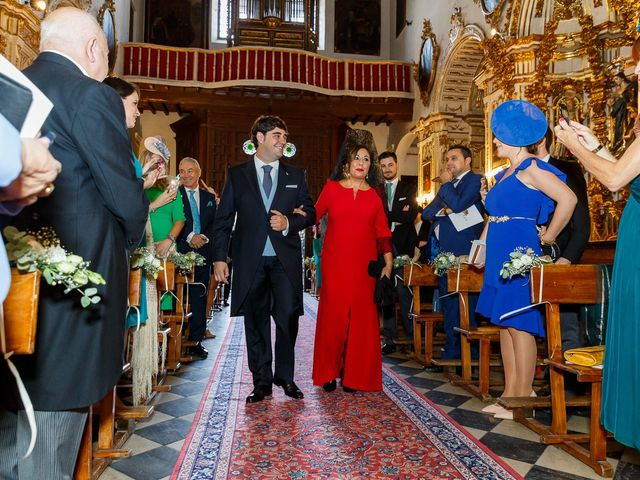La boda de Curro y Cristina en Granada, Granada 35