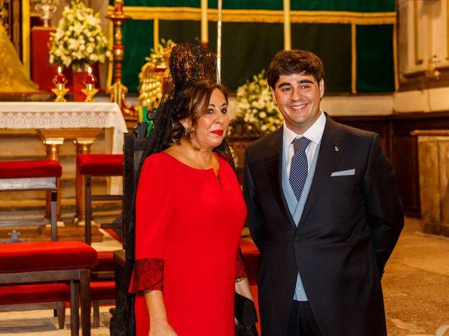 La boda de Curro y Cristina en Granada, Granada 36