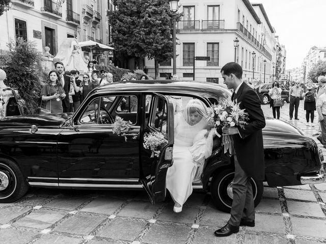 La boda de Curro y Cristina en Granada, Granada 37
