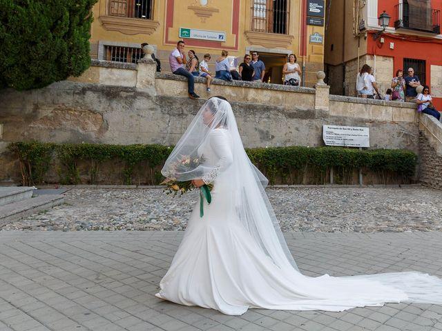 La boda de Curro y Cristina en Granada, Granada 39