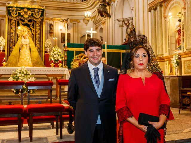 La boda de Curro y Cristina en Granada, Granada 41