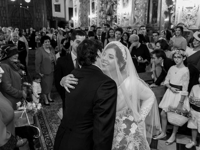 La boda de Curro y Cristina en Granada, Granada 43