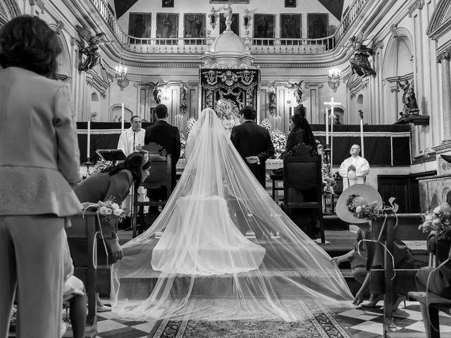 La boda de Curro y Cristina en Granada, Granada 44