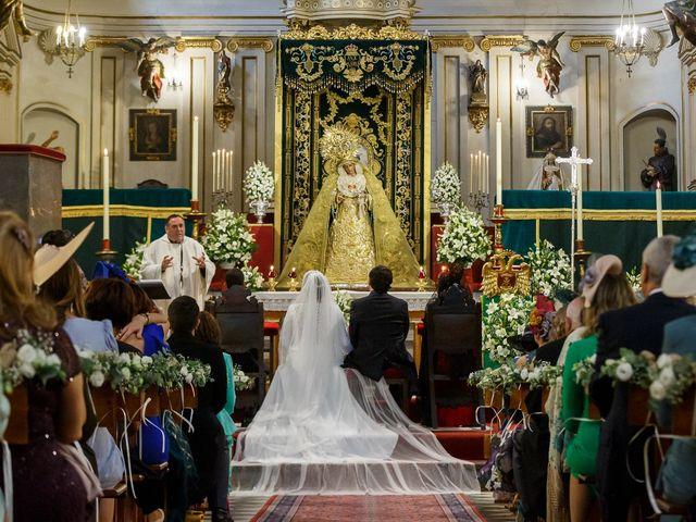 La boda de Curro y Cristina en Granada, Granada 47