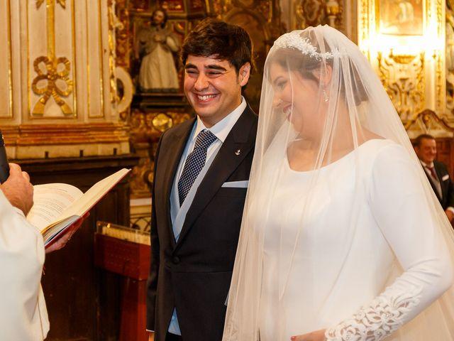 La boda de Curro y Cristina en Granada, Granada 50