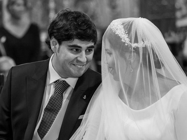 La boda de Curro y Cristina en Granada, Granada 52