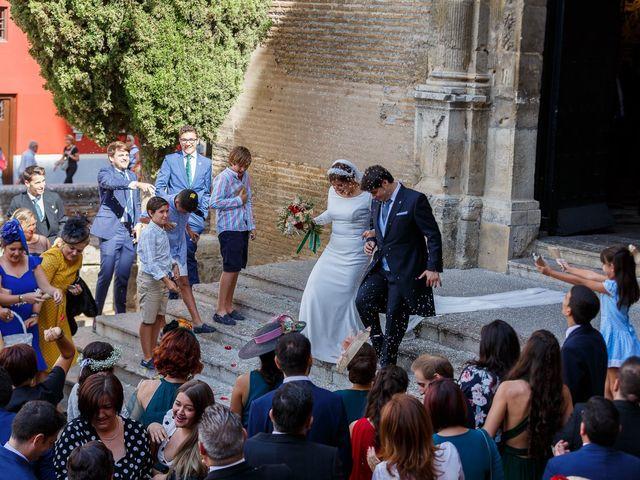 La boda de Curro y Cristina en Granada, Granada 56