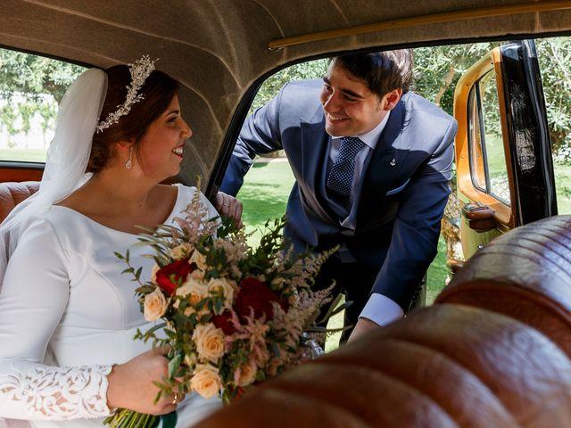 La boda de Curro y Cristina en Granada, Granada 60