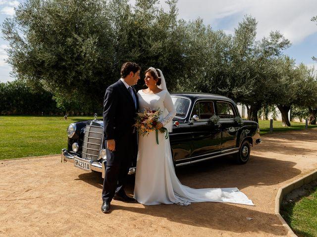 La boda de Curro y Cristina en Granada, Granada 61