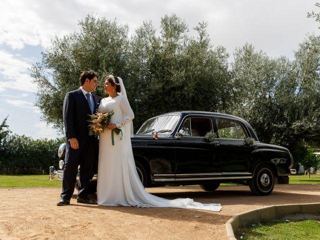 La boda de Curro y Cristina en Granada, Granada 62
