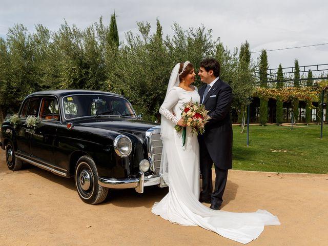 La boda de Curro y Cristina en Granada, Granada 63